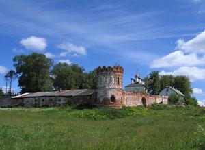 Свято-Лукианова Пустынь, мужской монастырь